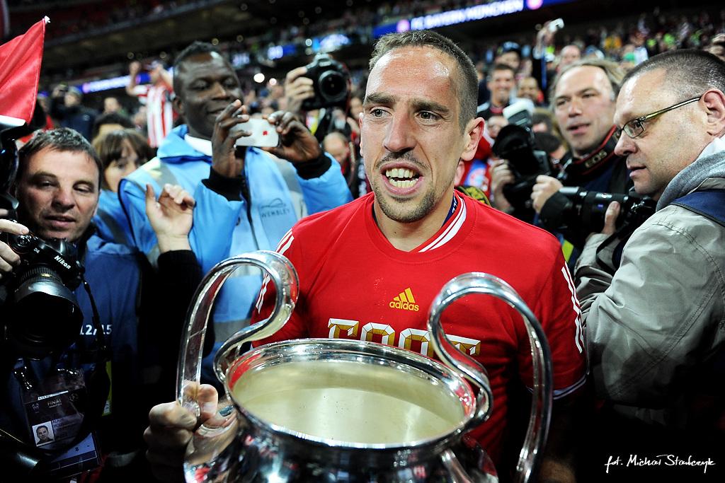25.05.2013 - UEFA CHAMPIONS LEAGUE FINAL 2013 - BORUSSIA DORTMUND - FC BAYERN MUNCHEN