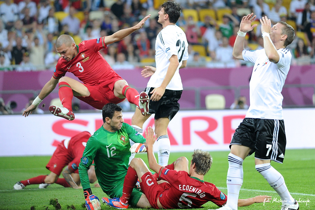 EURO 2012 NIEMCY - PORTUGALIA