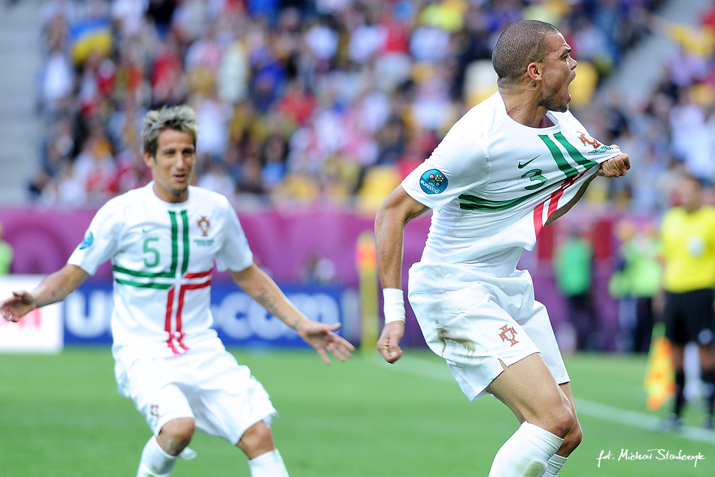 EURO 2012 DANIA - PORTUGALIA