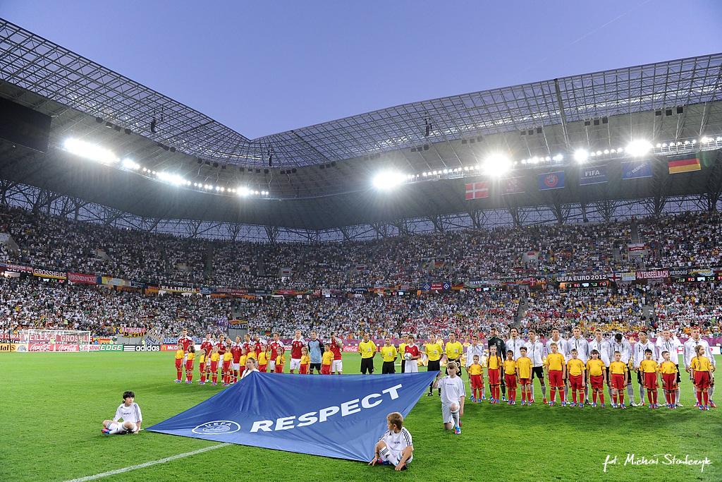 EURO 2012 DANIA - NIEMCY