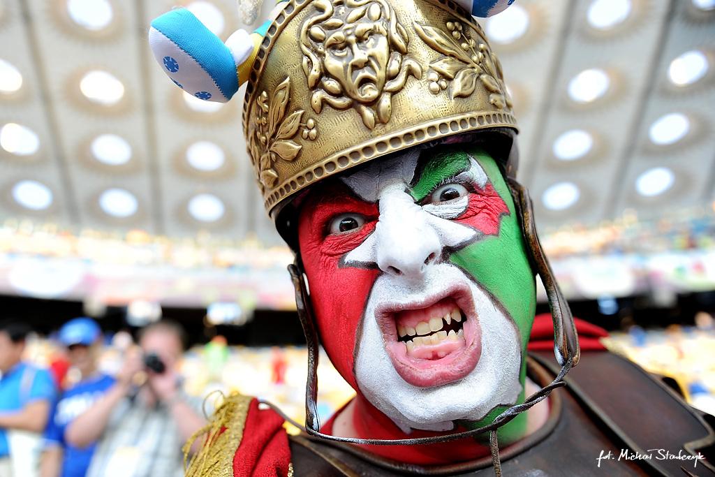 FINAL EURO 2012 HISZPANIA - WLOCHY
