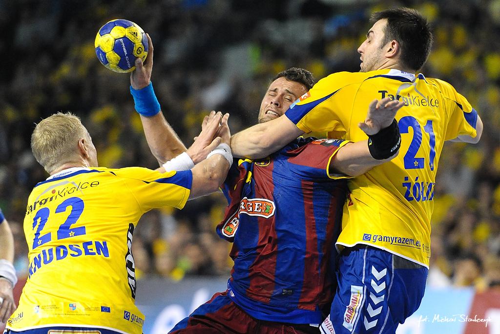 KS VIVE TARGI KIELCE - FC BARCELONA BORGES