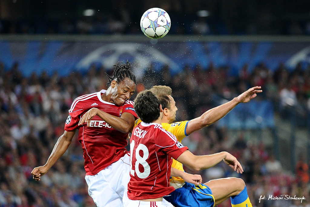 WISLA KRAKOW - APOEL FC - UEFA CHAMPIONS LEAGUE QUALIFICATION