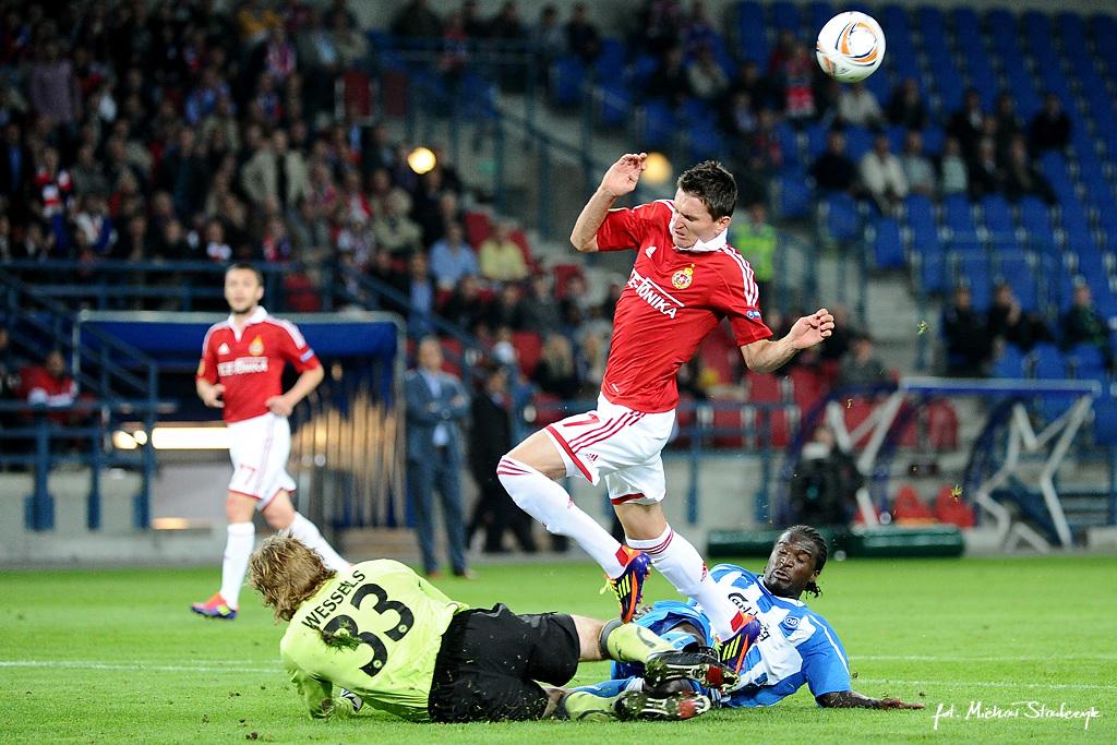 WISLA KRAKOW - ODENSE BK - UEFA EUROPA LEAGUE