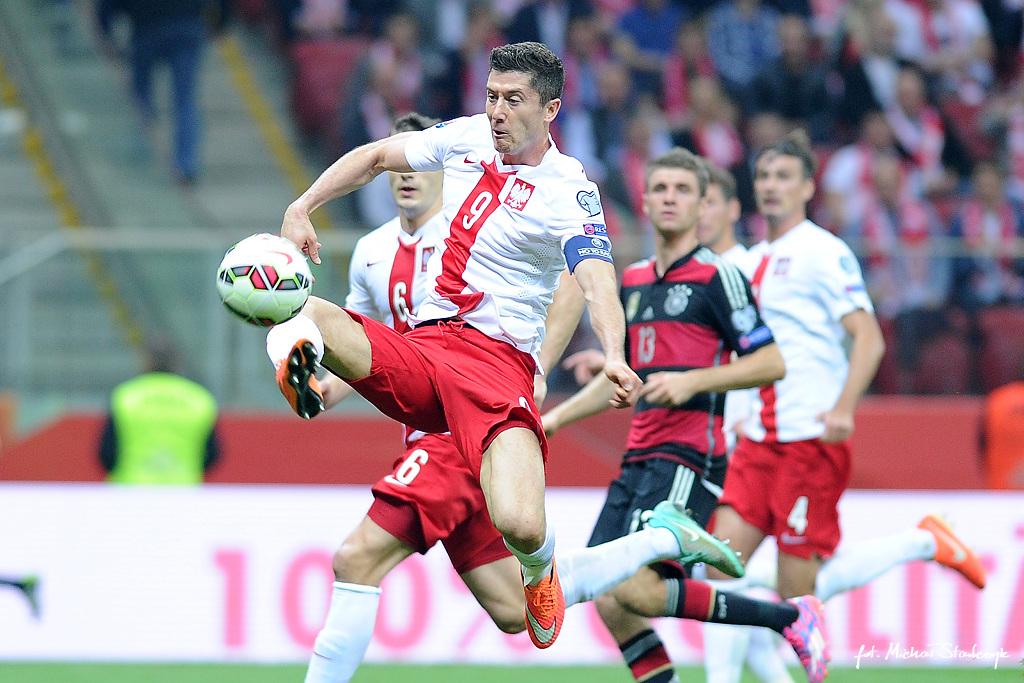11.10.2014 POLSKA - NIEMCY ELIMINACJE EURO 2016