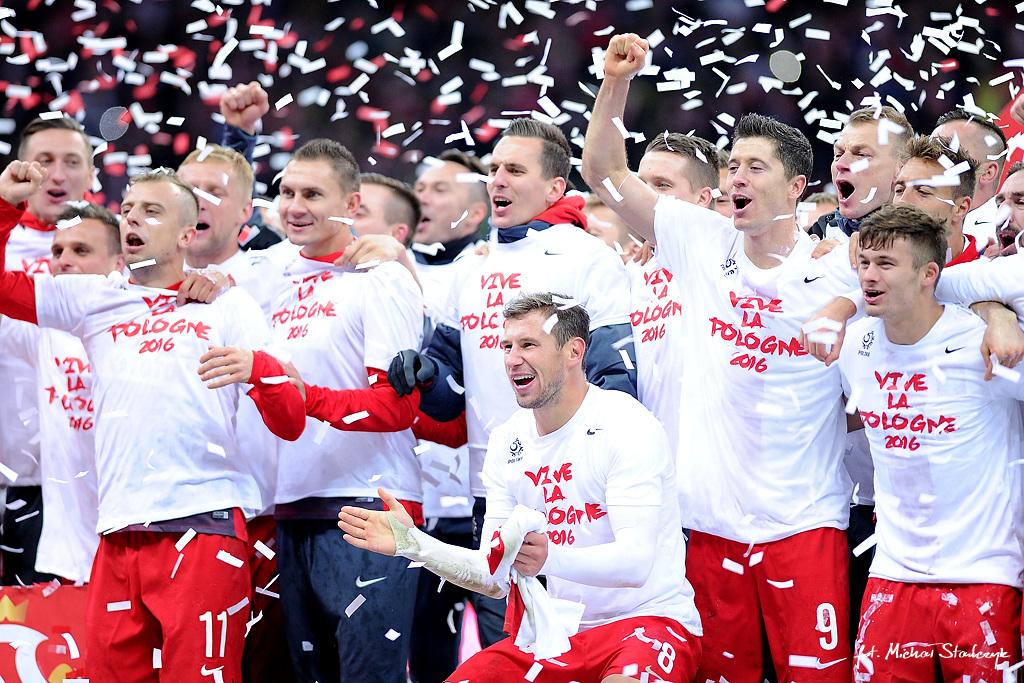 11.10.2015 POLSKA - IRLANDIA ELIMINACJE MISTRZOSTW EUROPY UEFA EURO 2016 PILKA NOZNA