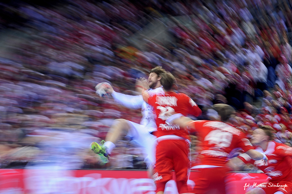 15.01.2016 EHF EURO 2016 - POLSKA - SERBIA - PILKA RECZNA