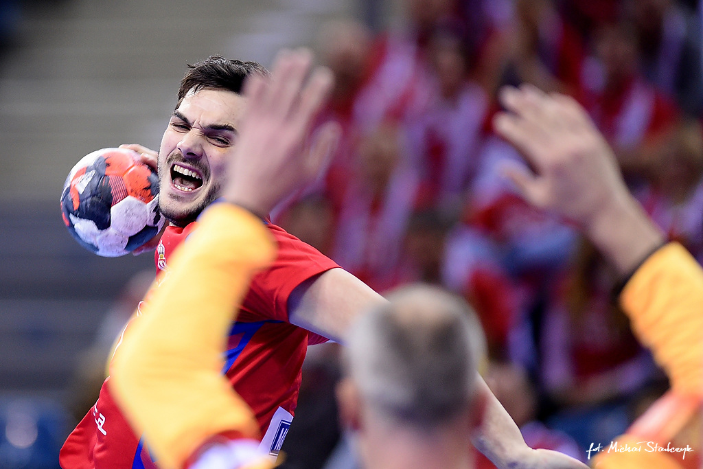 17.01.2016 EHF EURO 2016 - SERBIA - FRANCJA - PILKA RECZNA