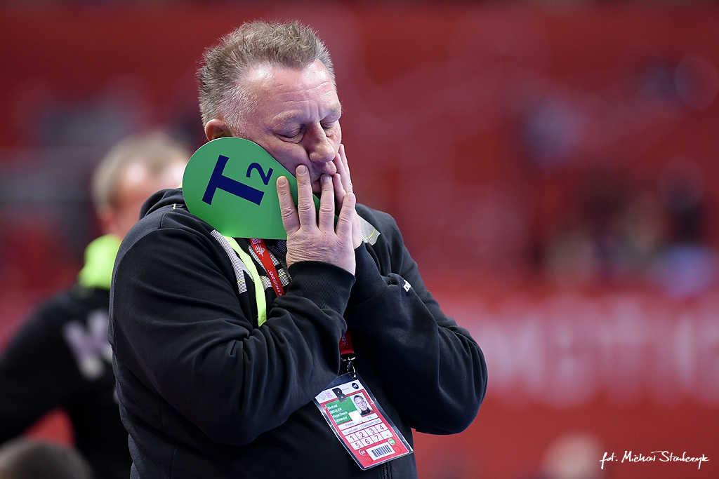 17.01.2016 EHF EURO 2016 - POLSKA - MACEDONIA - PILKA RECZNA