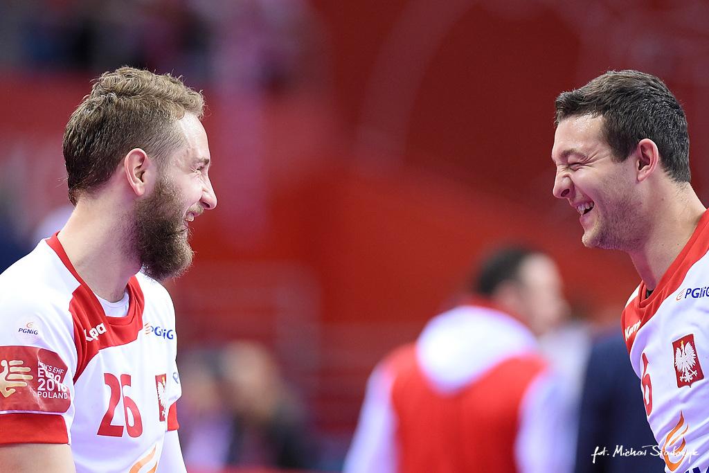 25.01.2016 EHF EURO 2016 - POLSKA - BIALORUS - PILKA RECZNA