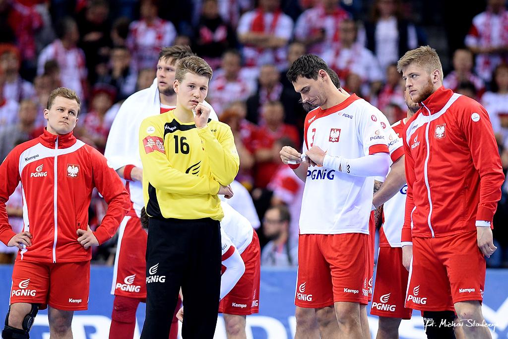 27.01.2016 EHF EURO 2016 - POLSKA - CHORWACJA - PILKA RECZNA