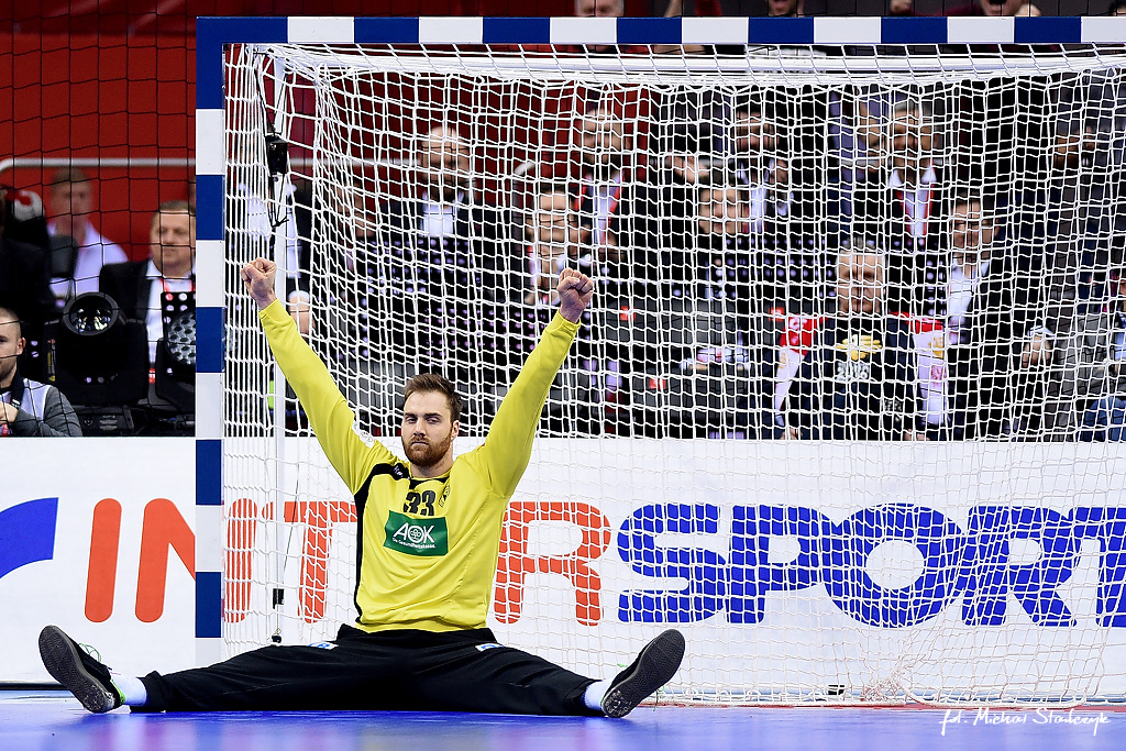 31.01.2016 EHF EURO 2016 - FINAL - NIEMCY - HISZPANIA - PILKA RECZNA