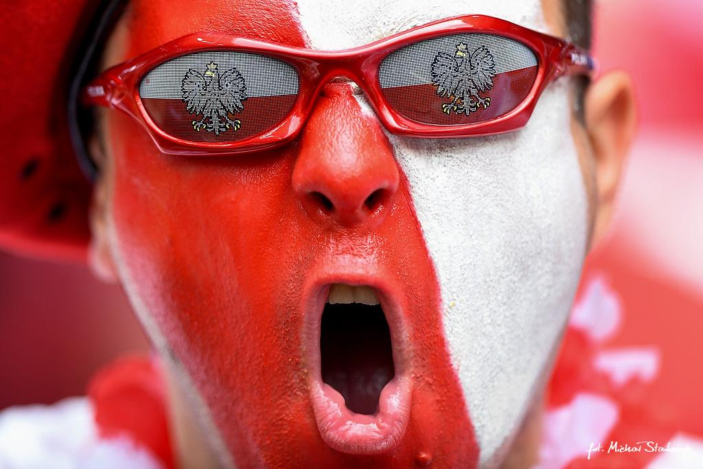 25.06.2016 SZWAJCARIA - POLSKA 1/8 FINALU UEFA EURO 2016 PILKA NOZNA