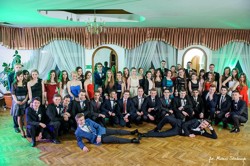 31.01.2015 TARNOW , HOTEL BRISTOL - STUDNIOWKA III LO - KLASA III F