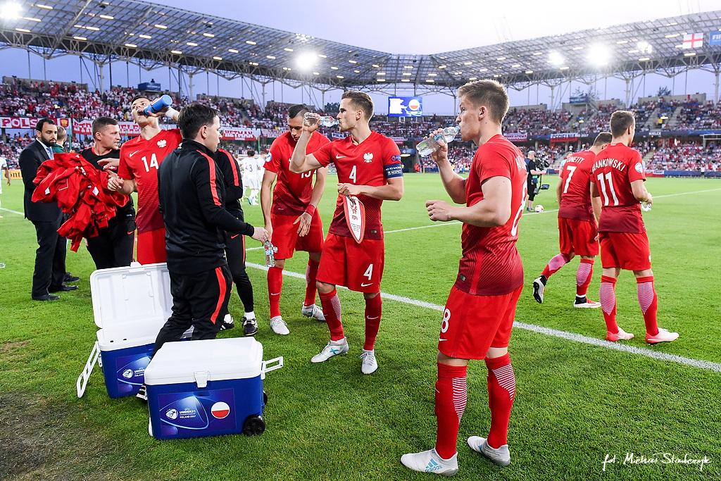 22.06.2017 POLSKA U21 - ANGLIA U-21 MISTRZOSTWA EUROPY UEFA UNDER 21 PILKA NOZNA