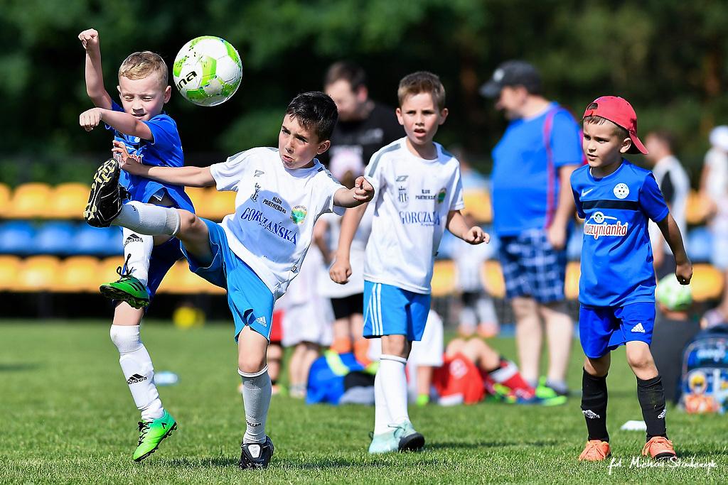 01.06.2018 FINAL III EDYCJI TURNIEJU - GORCZANSKA CUP 2018 - KATEGORIA U-7