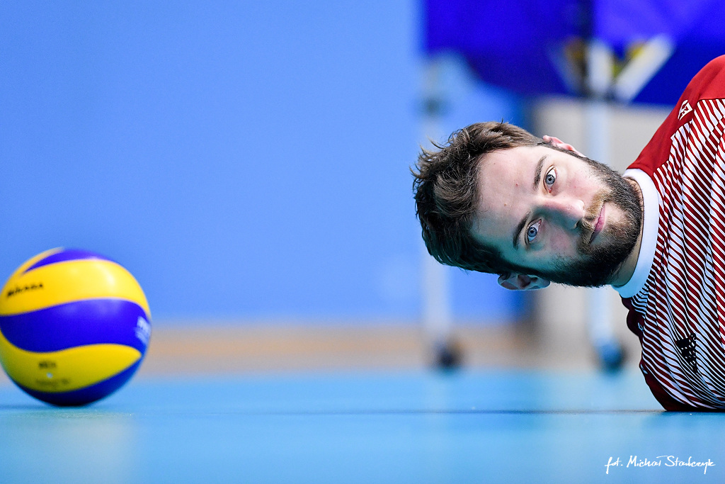 26.09.2018 SIATKOWKA - TRENING REPREZENTACJI POLSKI PRZED MECZEM Z SERBIA - FIVB VOLLEYBALL MEN'S WORLD CHAMPIONSHIP 2018