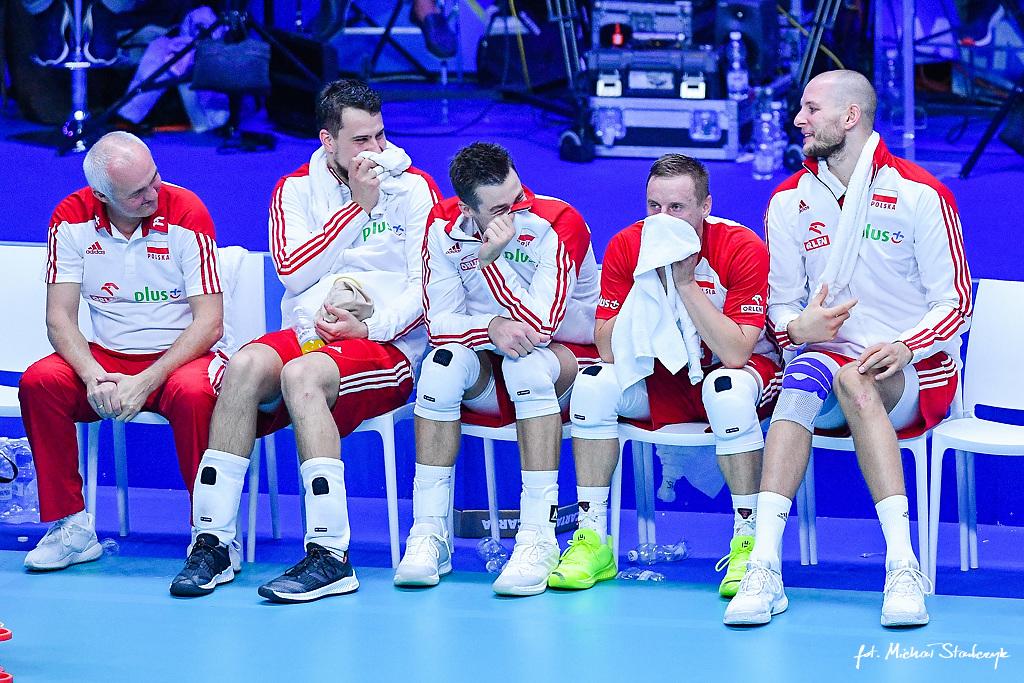 28.09.2018 SIATKOWKA - WLOCHY - POLSKA - FIVB VOLLEYBALL MEN'S WORLD CHAMPIONSHIP 2018