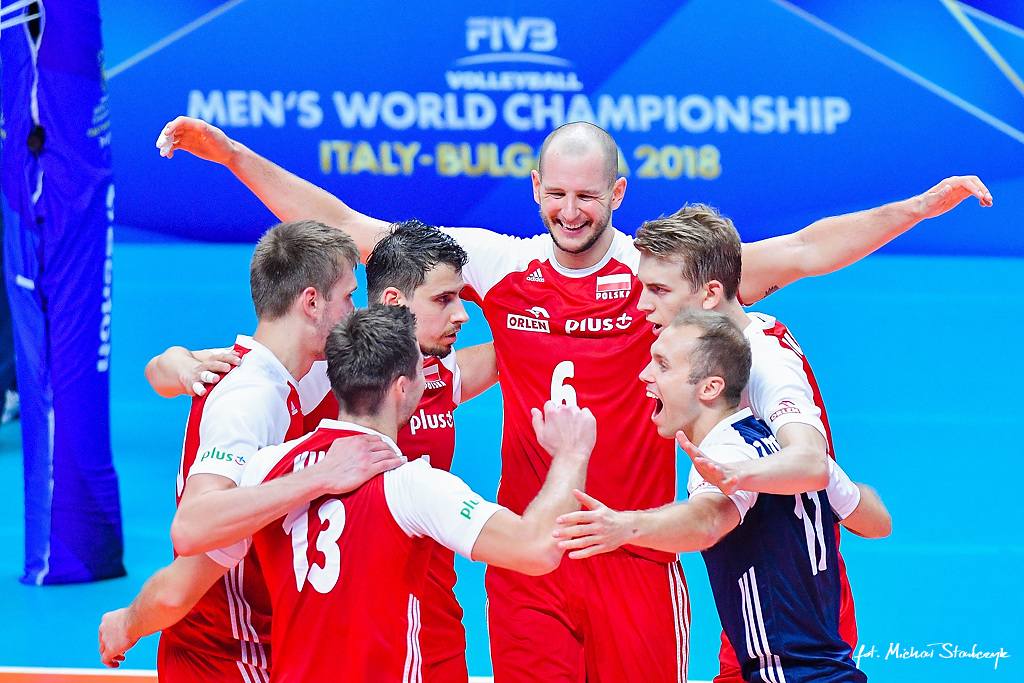 30.09.2018 SIATKOWKA POLSKA - BRAZYLIA FINAL FIVB VOLLEYBALL MEN'S WORLD CHAMPIONSHIP 2018