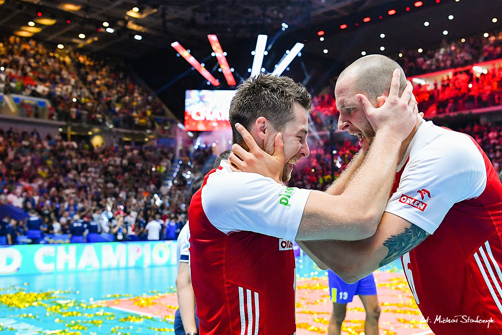 30.09.2018 SIATKOWKA POLSKA - BRAZYLIA FINAL FIVB VOLLEYBALL MEN'S WORLD CHAMPIONSHIP 2018