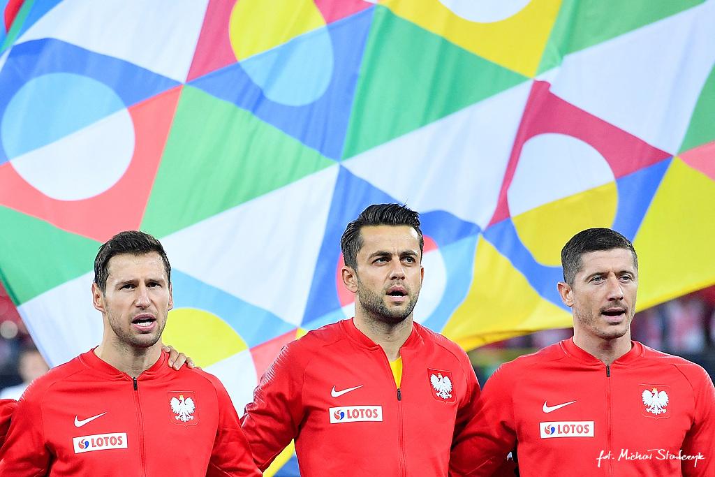 11.10.2018 POLSKA - PORTUGALIA LIGA NARODOW UEFA PILKA NOZNA
