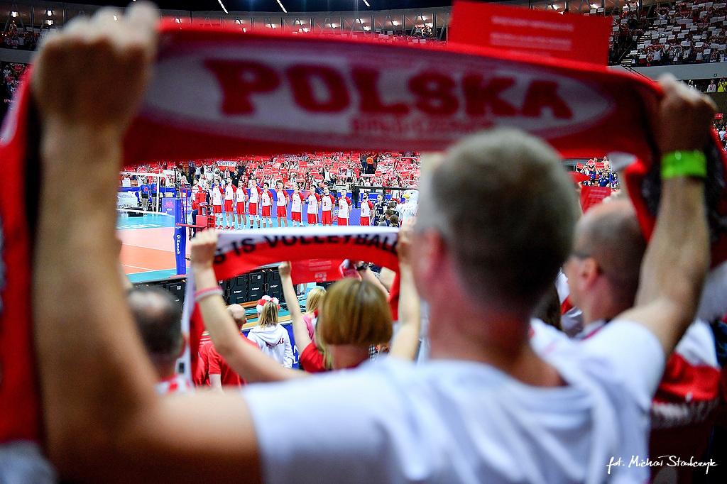 01.06.2019 SIATKOWKA - POLSKA - USA - SIATKARSKA LIGA NARODOW