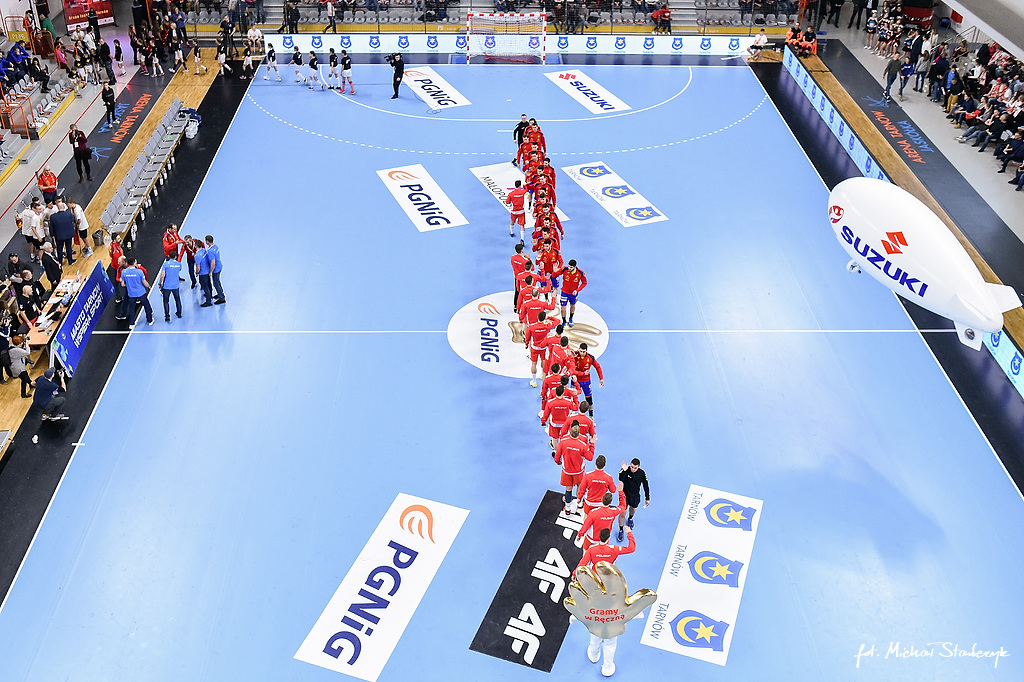 27.12.2019 POLSKA - HISZPANIA B - PILKA RECZNA 4NATIONS CUP