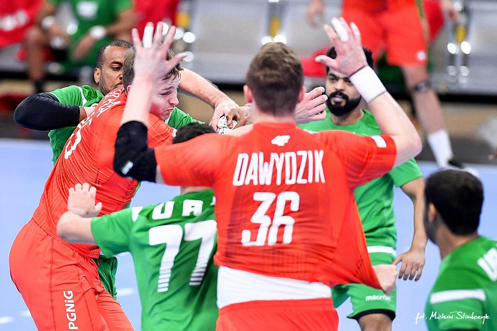 28.12.2019 POLSKA - ZJEDNOCZONE EMIRATY ARABSKIE - PILKA RECZNA 4NATIONS CUP