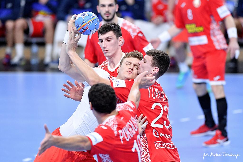 29.12.2019 POLSKA - BIALORUS - PILKA RECZNA 4NATIONS CUP