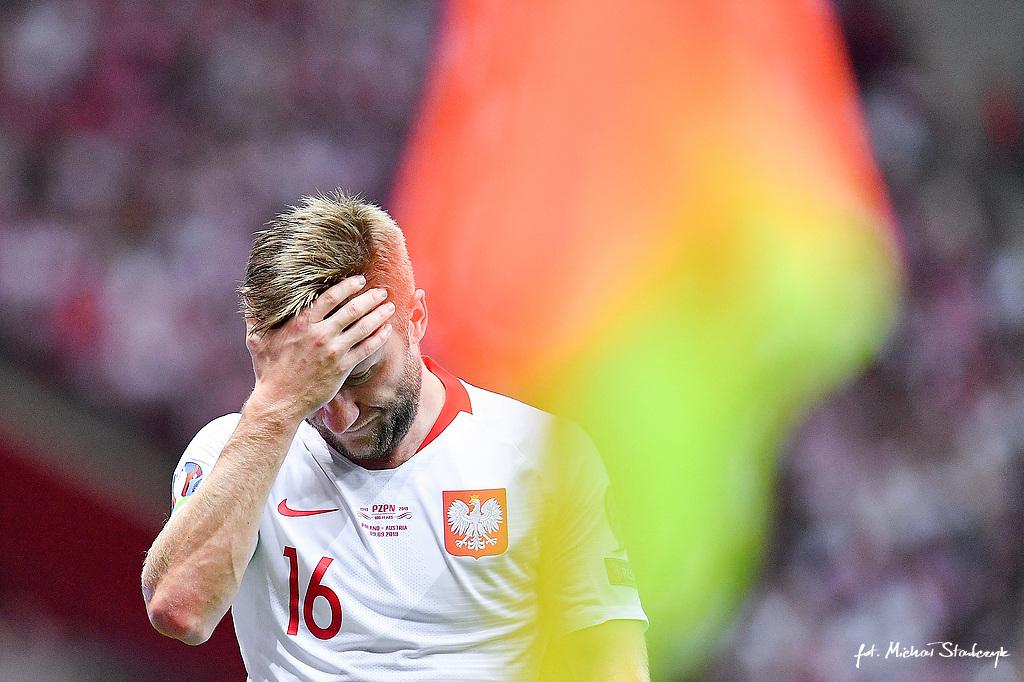 09.09.2019 POLSKA - AUSTRIA ELIMINACJE MISTRZOSTW EUROPY UEFA EURO 2020 PILKA NOZNA