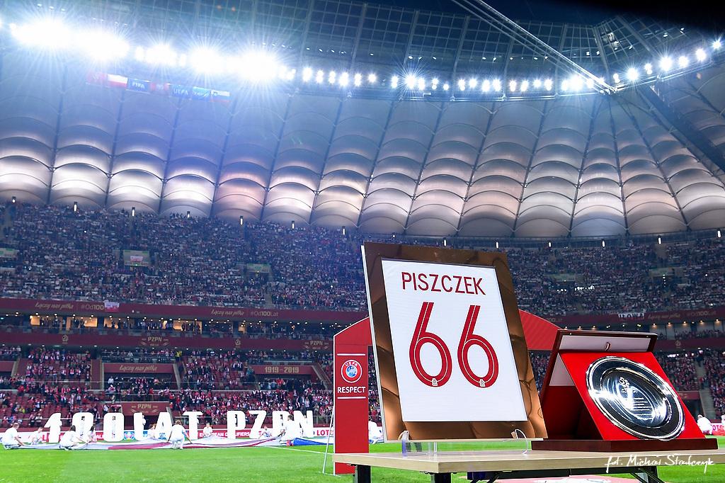 19.11.2019 POLSKA - SLOWENIA ELIMINACJE MISTRZOSTW EUROPY UEFA EURO 2020 PILKA NOZNA